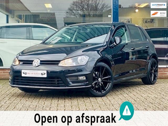 Volkswagen Golf 1.2TSI DSG7 110PK 5 deurs R-line! Navi/Cruise/Pretoria 18'LM/MTF/Parkpilot! 1e eigenaar/DealerOH/Nieuwstaat!