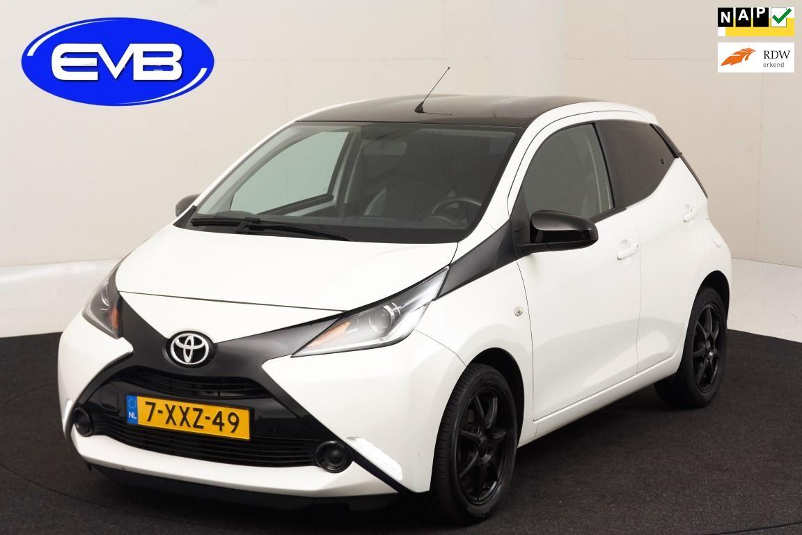 Toyota Aygo occasion - E. van Boxtel Auto's BV