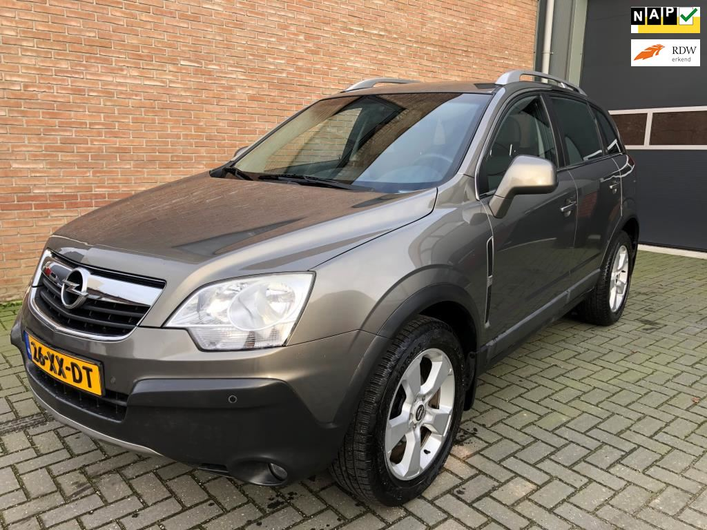 Opel Antara occasion - Bart Henken Auto's Veenendaal