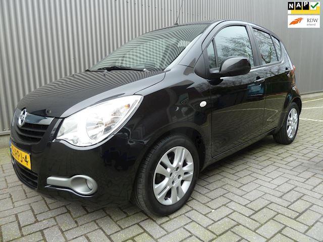 Opel Agila 1.2 Edition/Airco/Audio/LMV/NW. koppeling!!