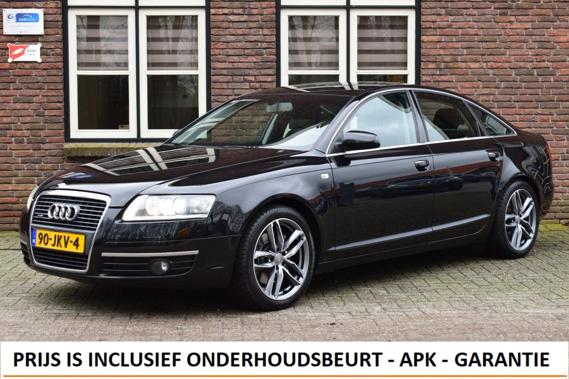 Audi A6 occasion - Autobedrijf van der Veen