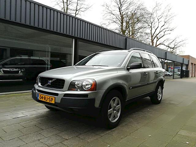 Volvo XC90 2.5 T Momentum Dealer oh/Origineel NL/7 Persoons/Leer/Stoelverwarming/Cruise/Trekhaak/Premiumsound/Regensensor/PDC