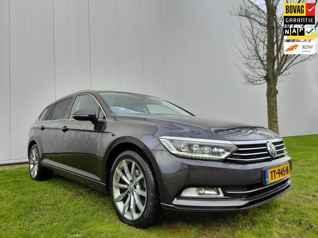 Volkswagen Passat Variant occasion - Elbay Auto & Bandenservice