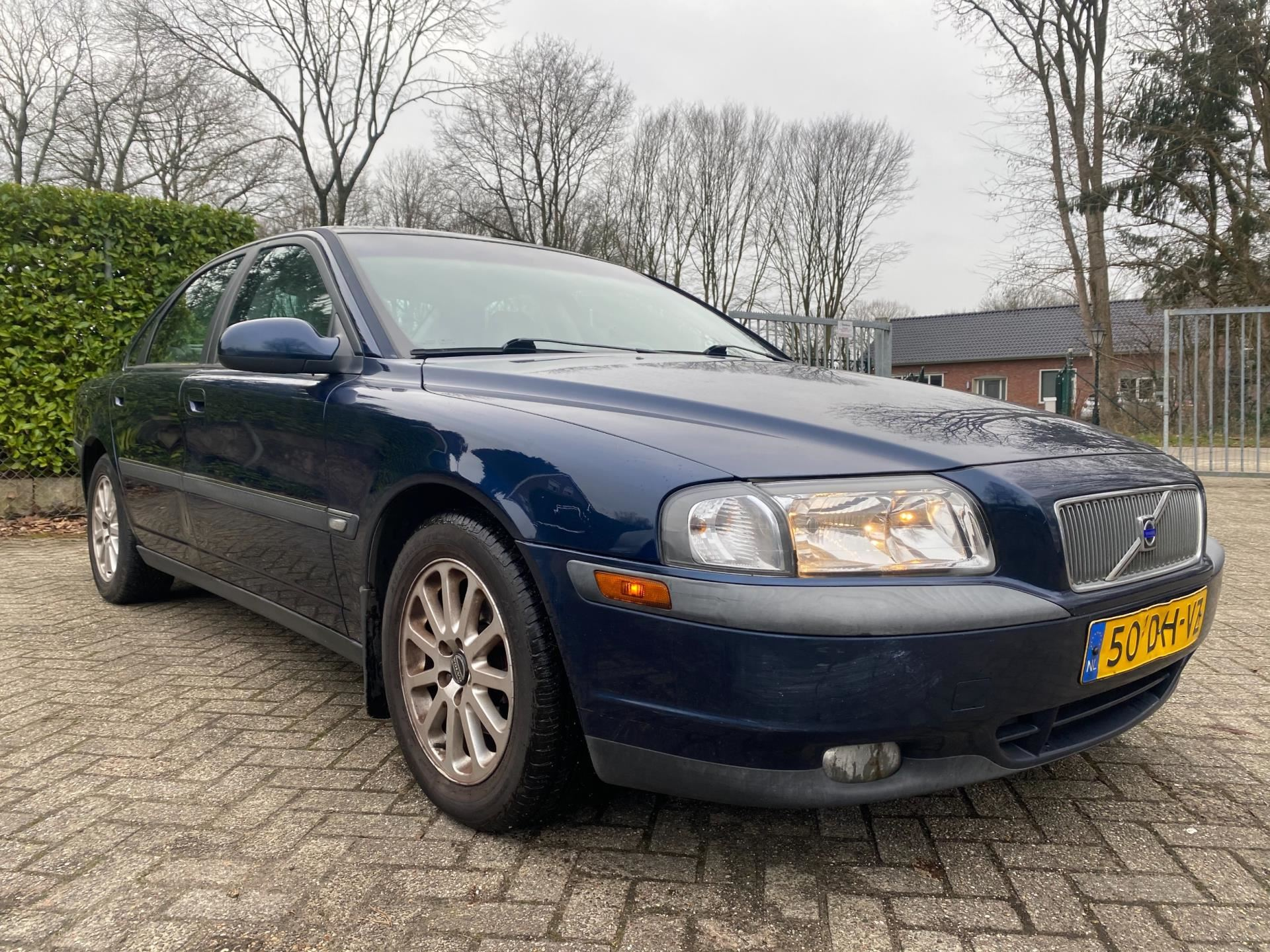 Volvo S80 occasion - Autoforce