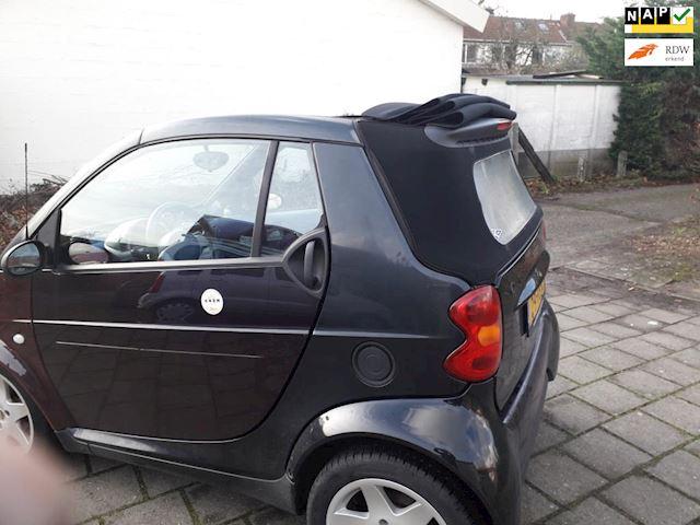 Smart Cabrio Cabrio & passion brabus met airco en flippers