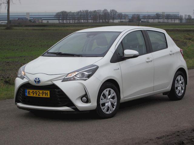 Toyota Yaris 1.5Hybrid Dynamic Met ECC/Navig/Camera/Lane Assist