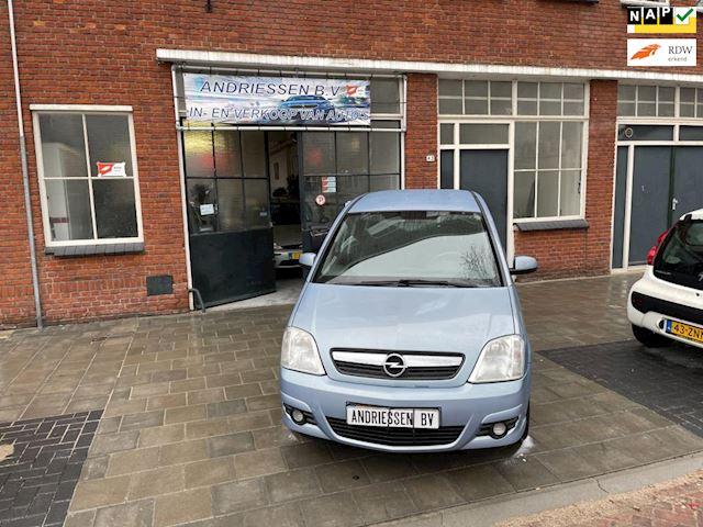 Opel Meriva 1.6-16V Temptation hele mooie en goed rijdende opel met nap kilometerstand en airco