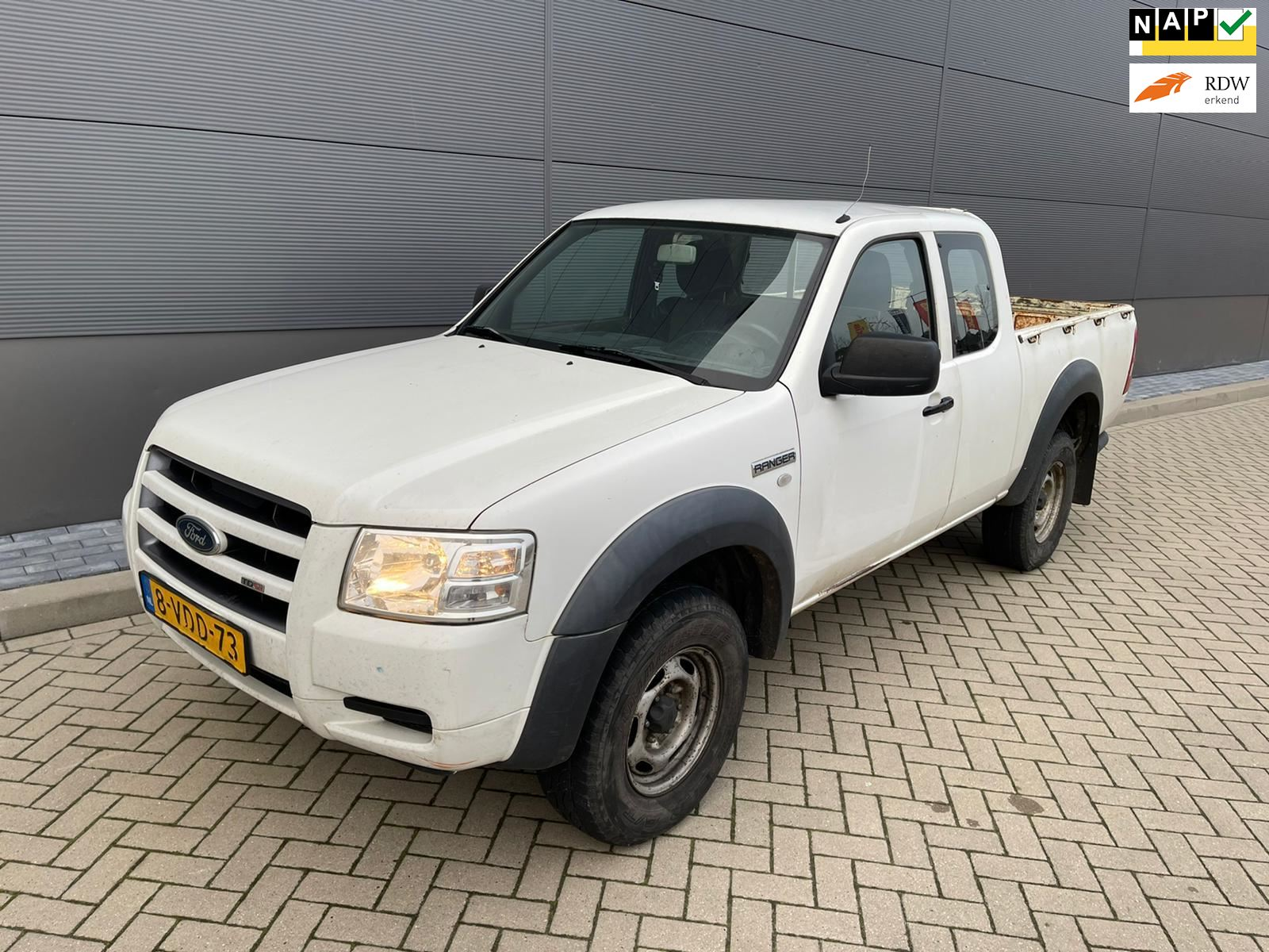 Ford Ranger occasion - Bensi-Amar Auto's