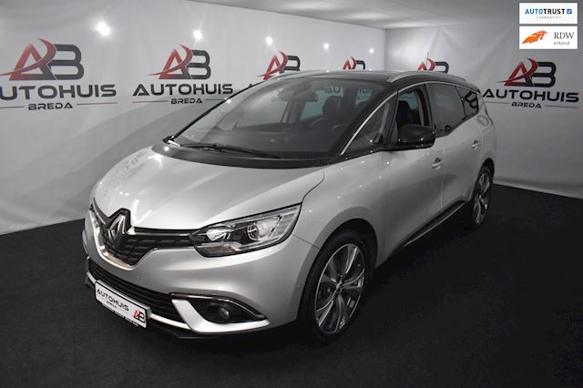 Renault Grand Scénic 1.3 TCe,Navi,LED,Airco,Camera,PDC,7-PERS,TOPSTAAT