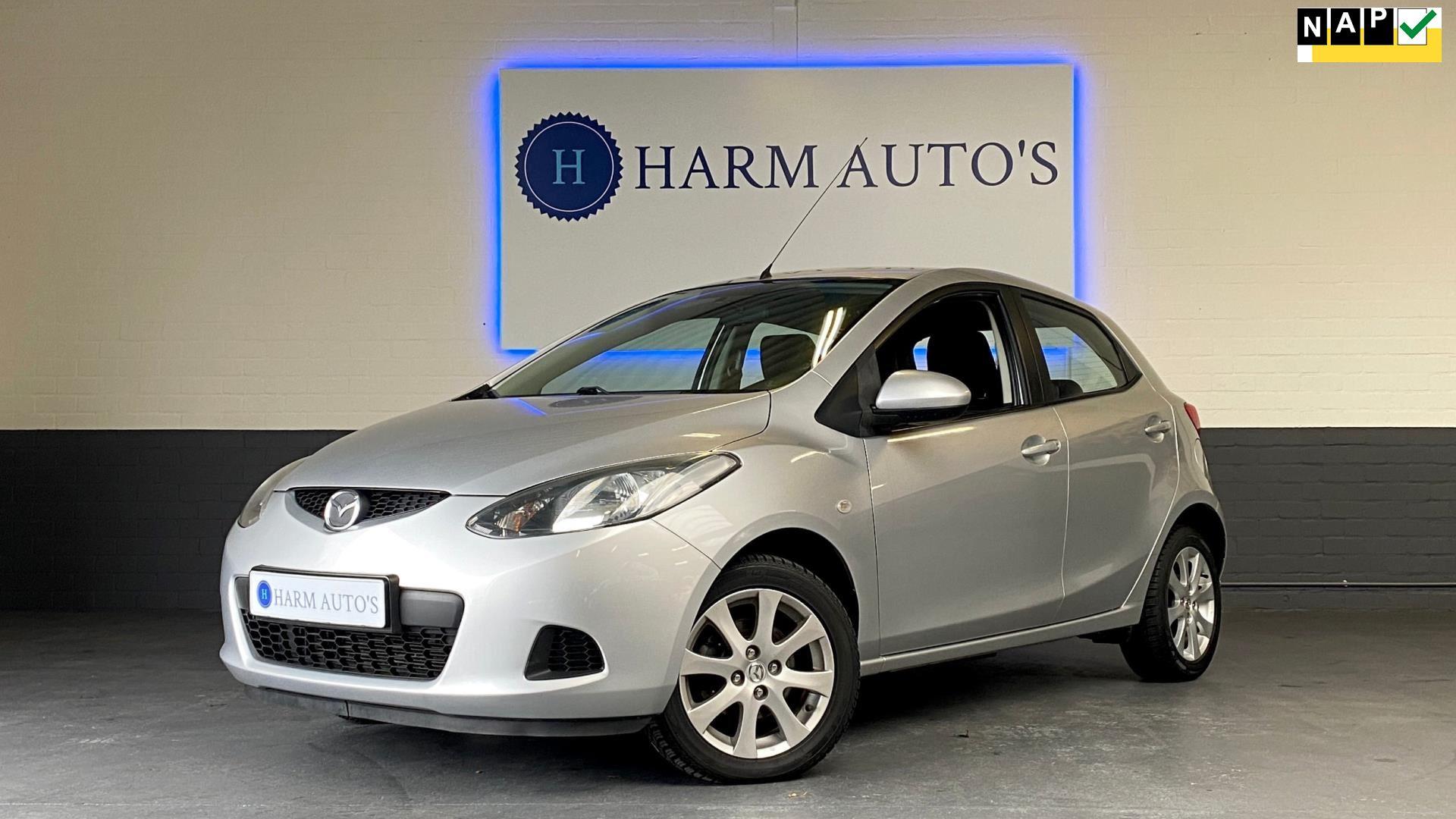 Mazda 2 occasion - Harm Auto's