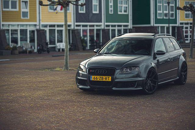 Audi RS4 occasion - R. Oldenburg Auto's