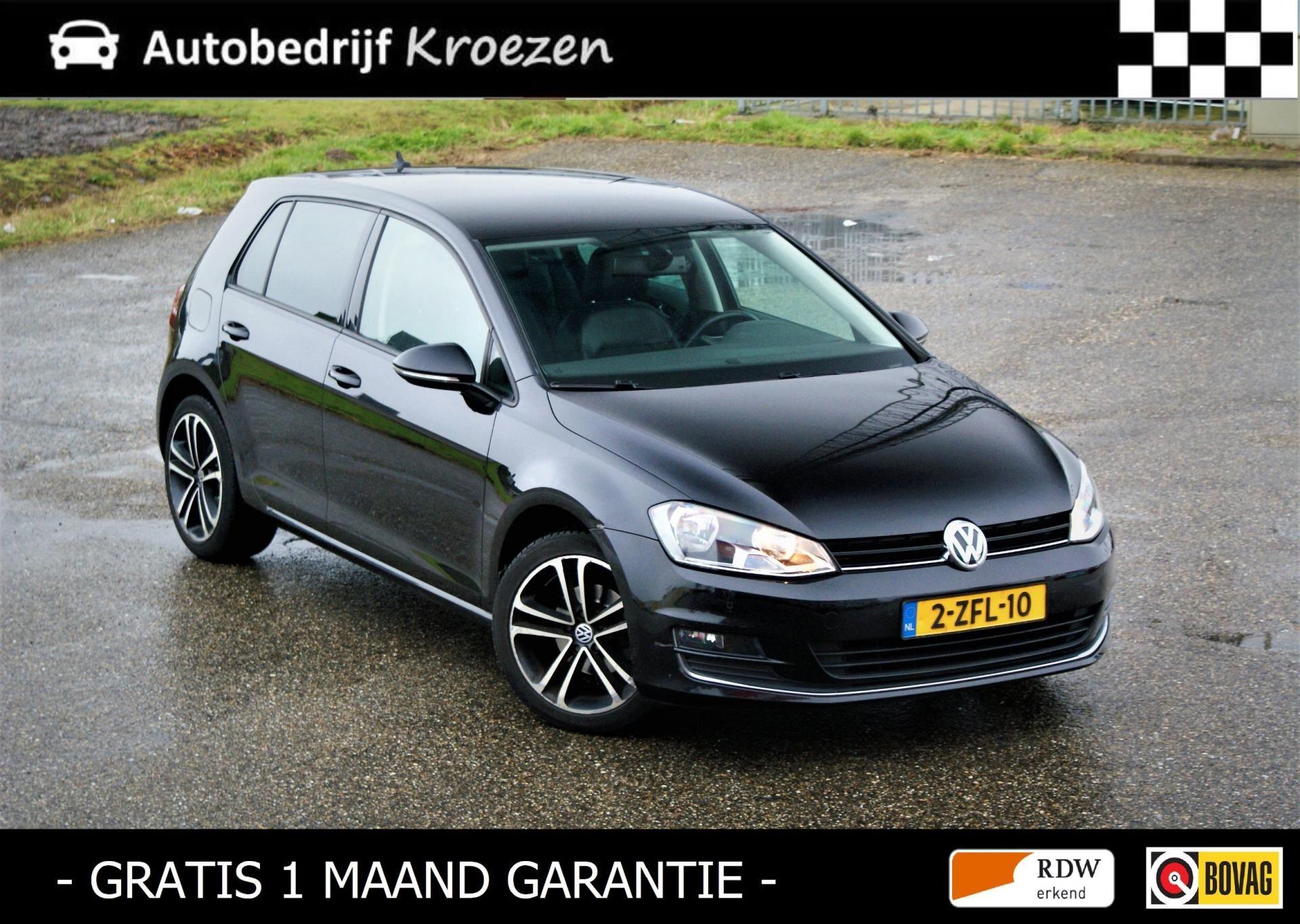 Volkswagen Golf occasion - Autobedrijf Kroezen