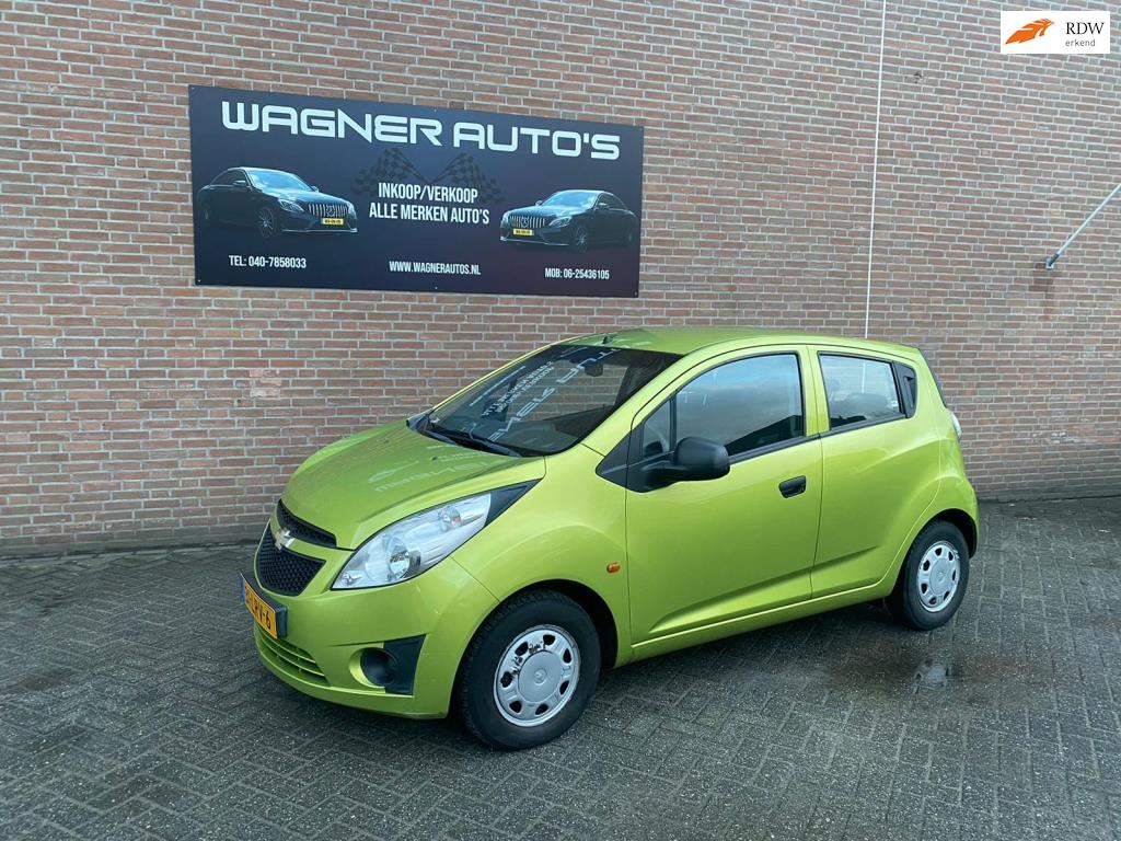 Chevrolet Spark occasion - Wagner Auto's