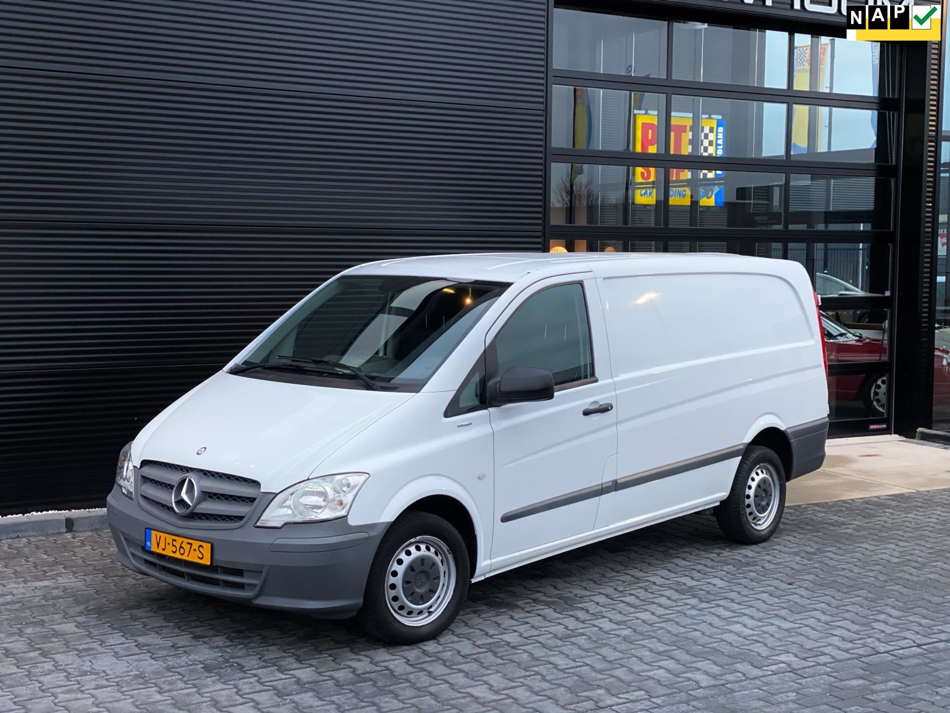 Mercedes-Benz Vito occasion - Pitstop Car Trading