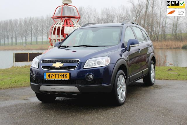 Chevrolet Captiva 3.2i Executive