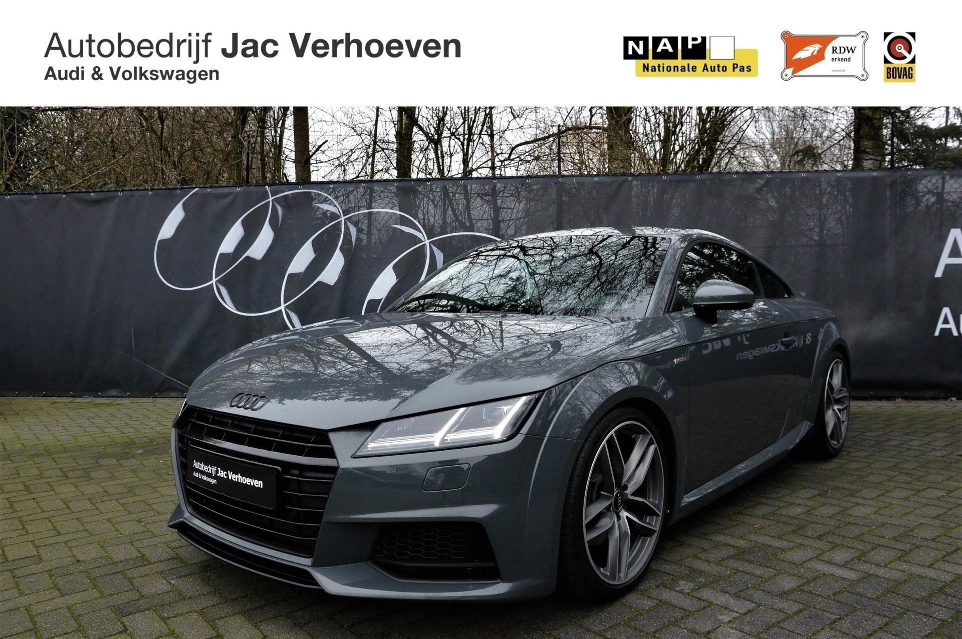Audi TT occasion - Autobedrijf Jac Verhoeven