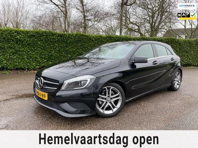 Mercedes-Benz A-klasse occasion - R. Oldenburg Auto's