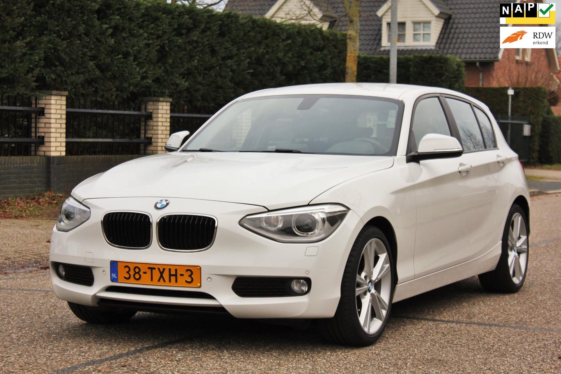 BMW 1-serie occasion - Auto Punt Wijchen
