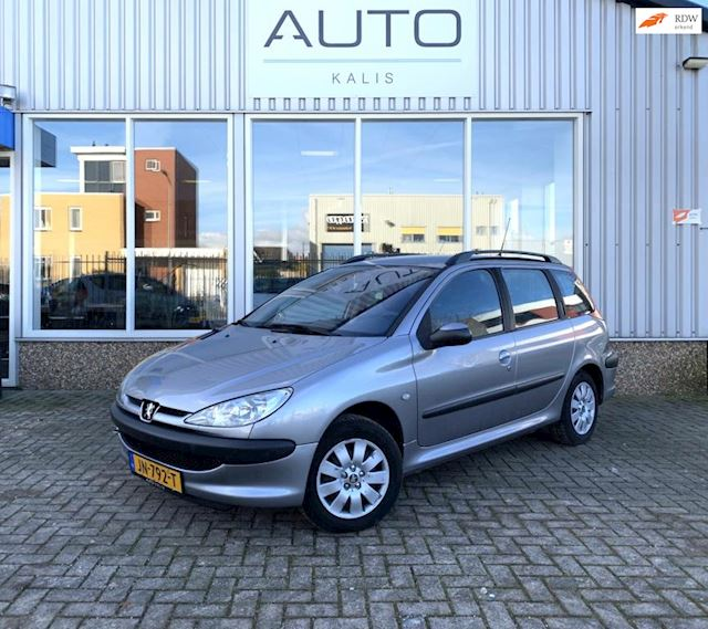 Peugeot 206 SW 1.4 HDi X-line *Airco*