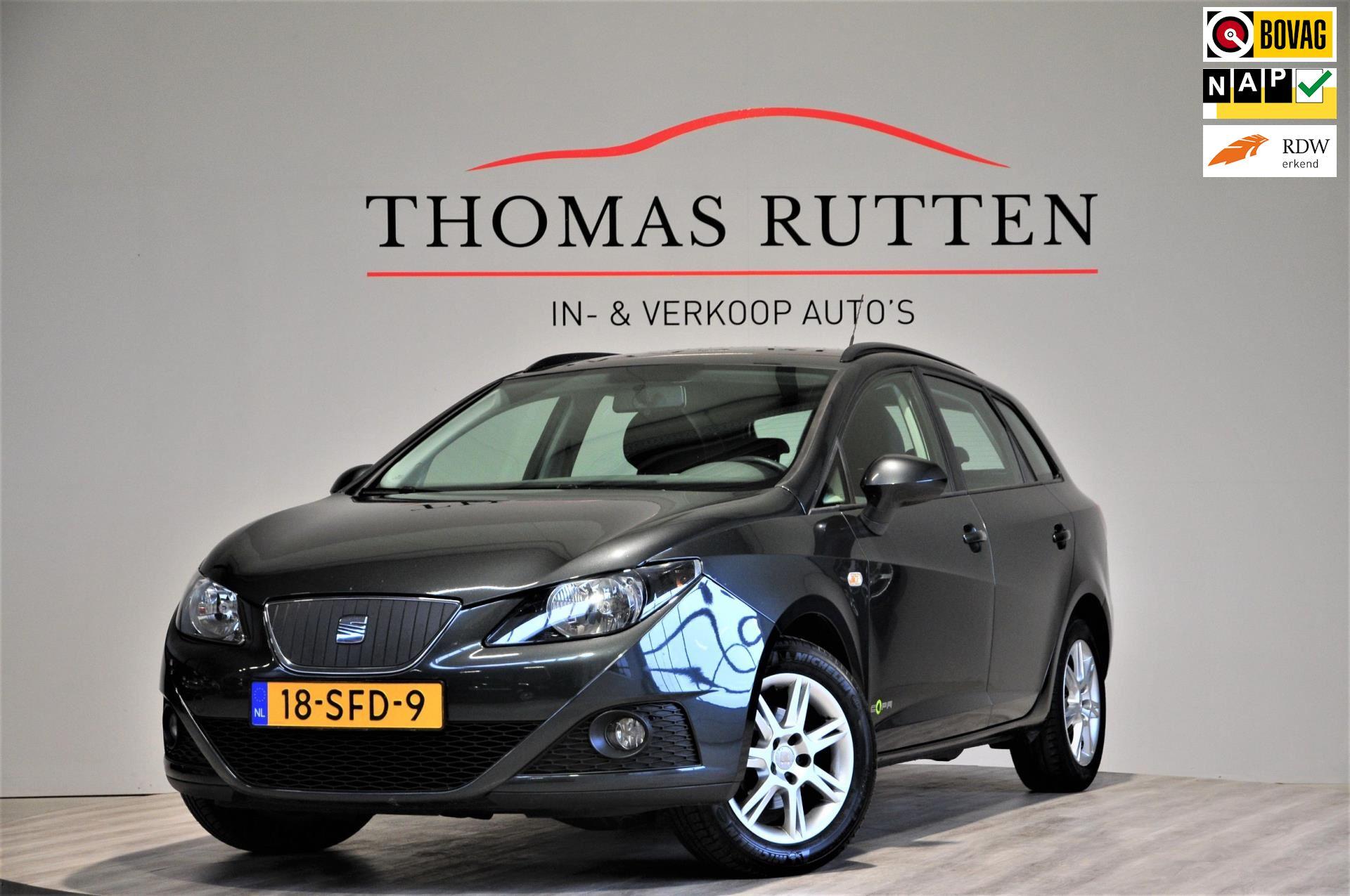 Seat Ibiza ST occasion - Autobedrijf Thomas Rutten