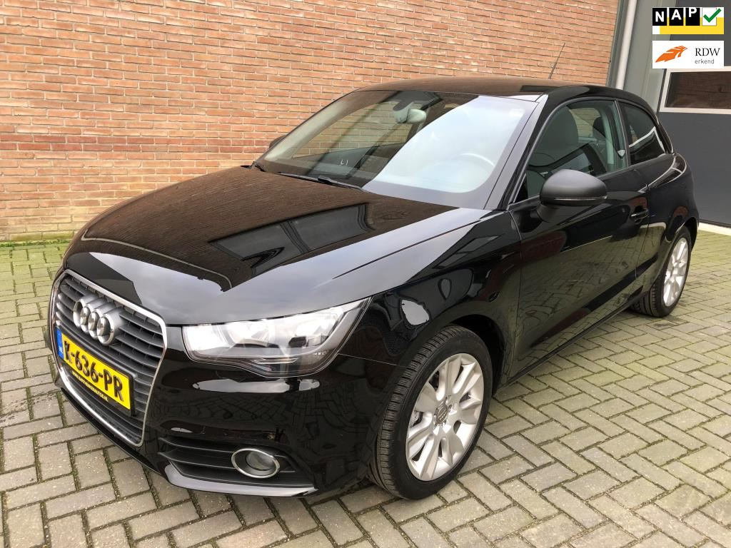 Audi A1 occasion - Bart Henken Auto's Veenendaal