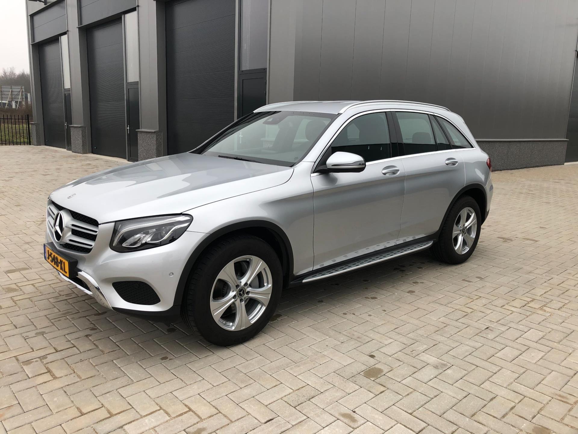 Mercedes-Benz GLC-klasse occasion - Autobedrijf de Ren