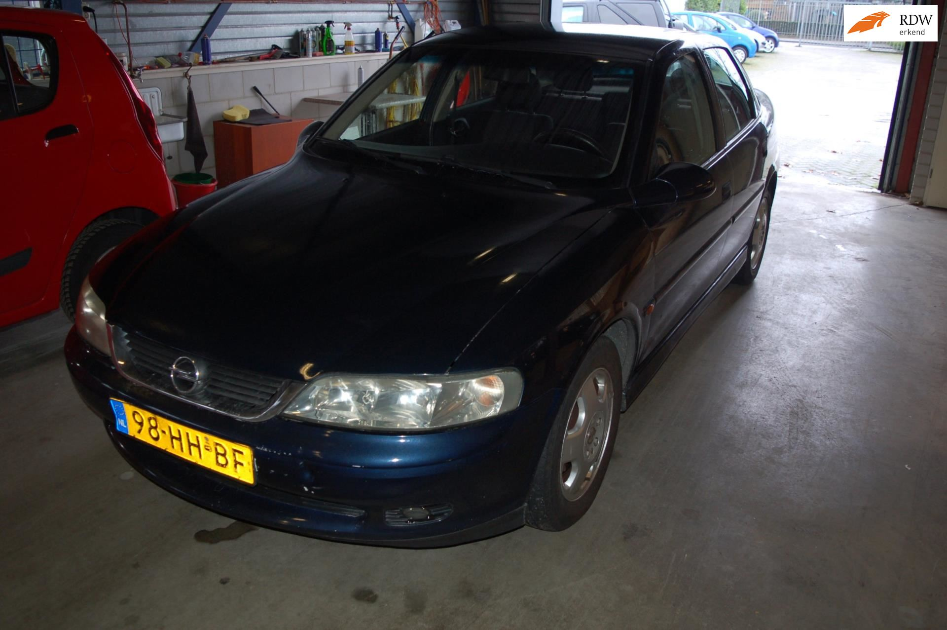 Opel Vectra occasion - GJR Occasions