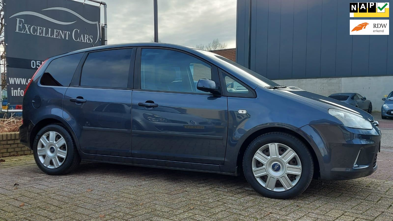 Ford C-Max occasion - Excellent Cars