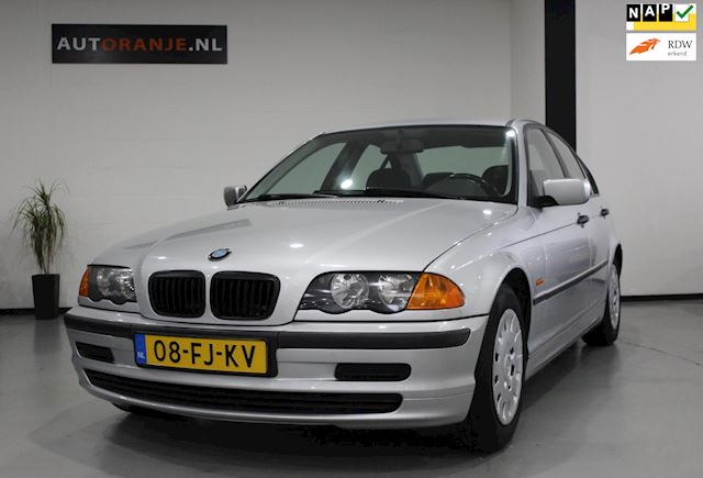 BMW 3-serie 316i Automaat, Airco, NAP!!