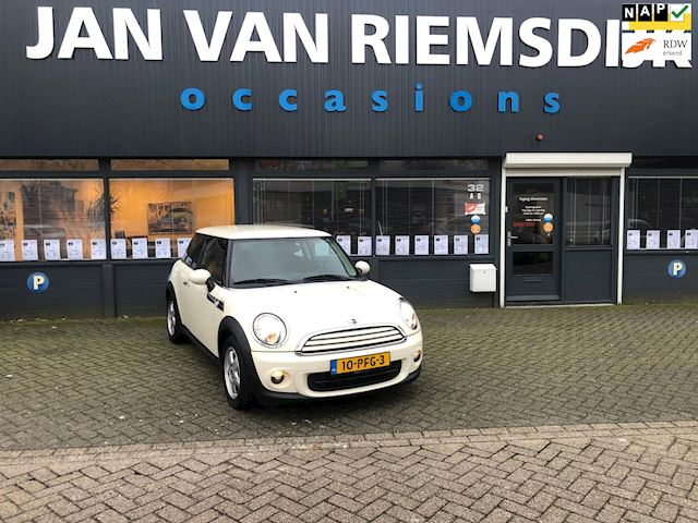 Mini Mini 1.6 One MINIMALIST Business Line BJ 2011  6995 EU