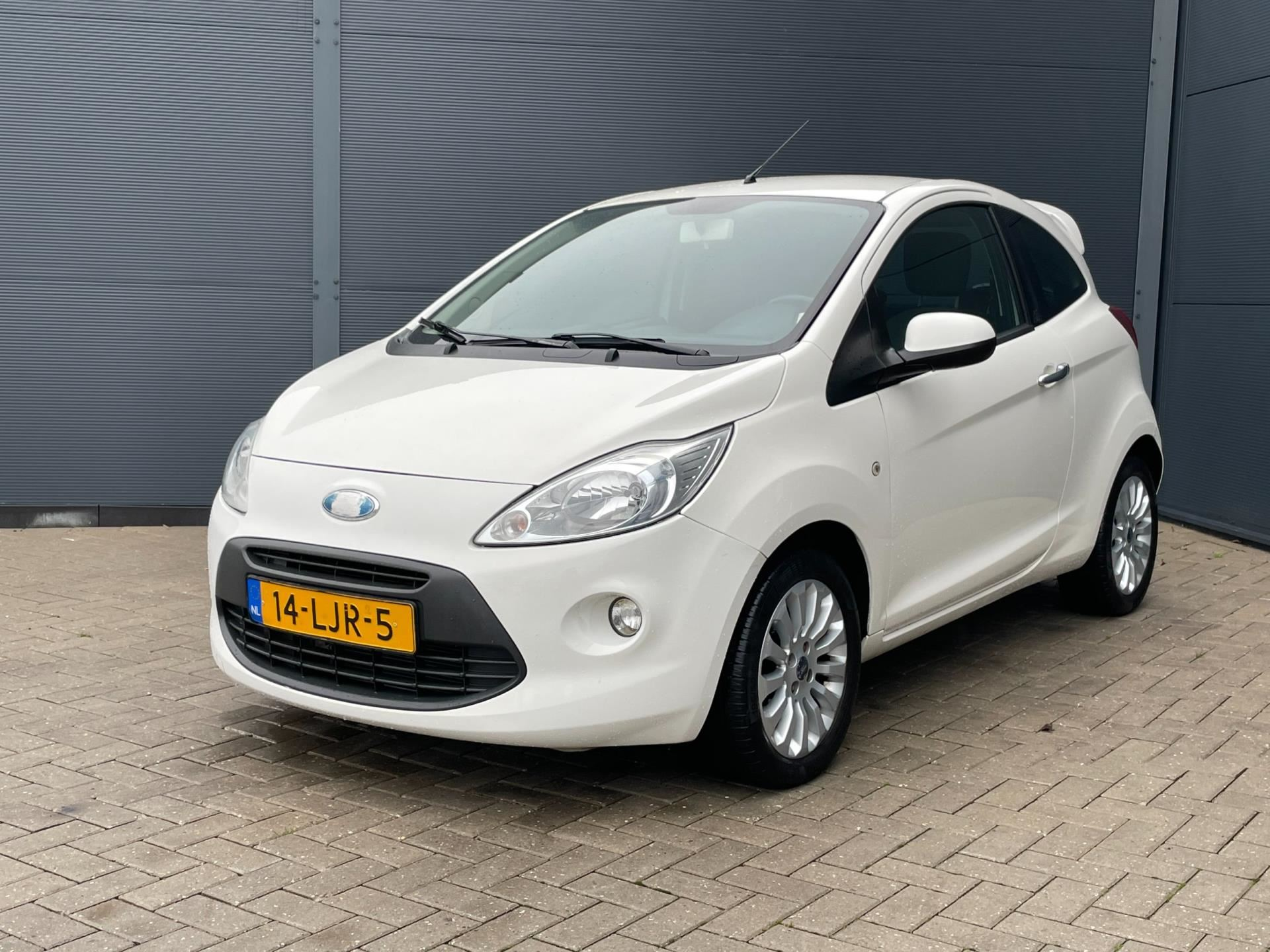 Ford Ka occasion - Van den Brom Auto's