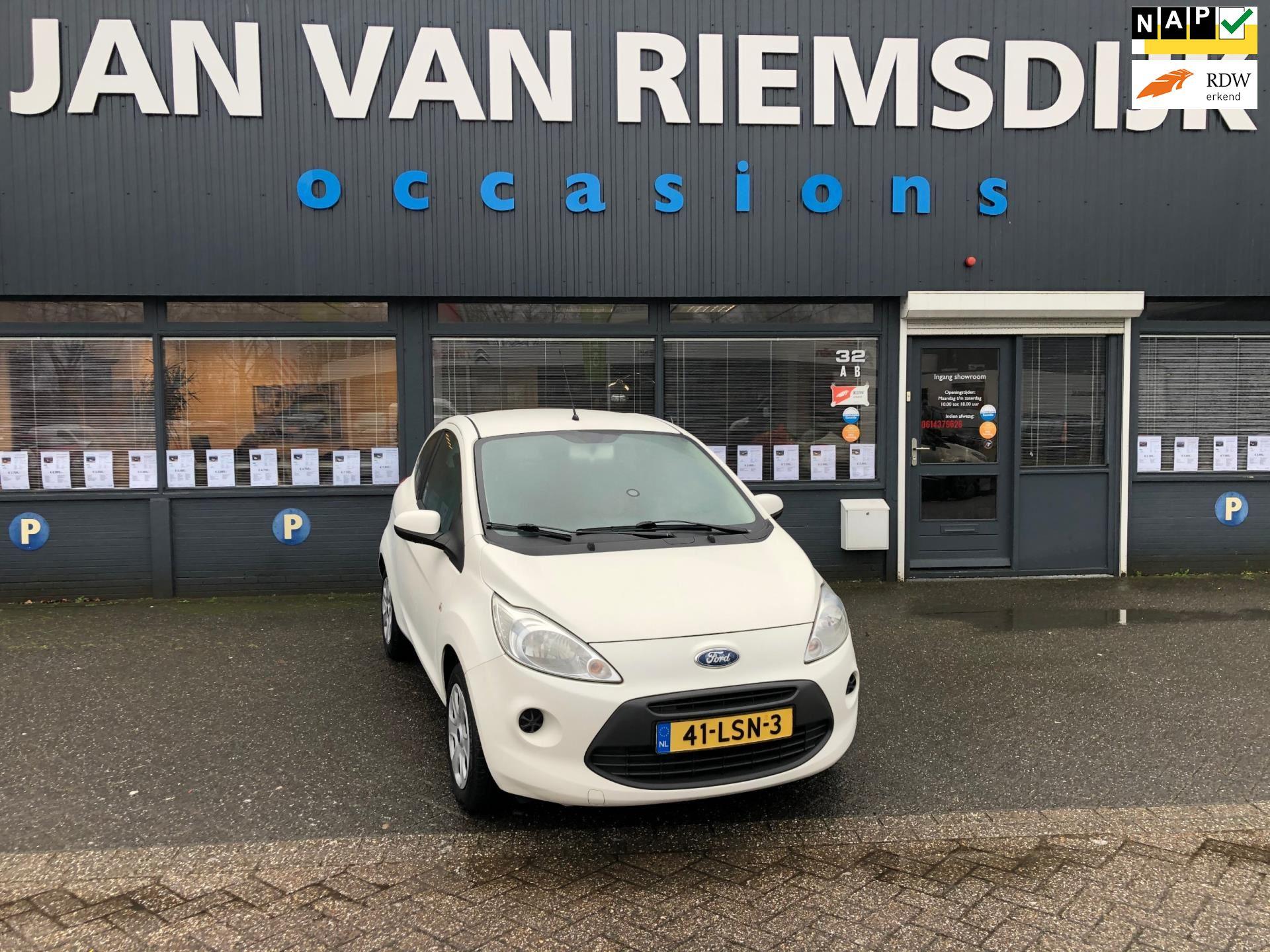 Ford Ka occasion - Autobedrijf Jan van Riemsdijk