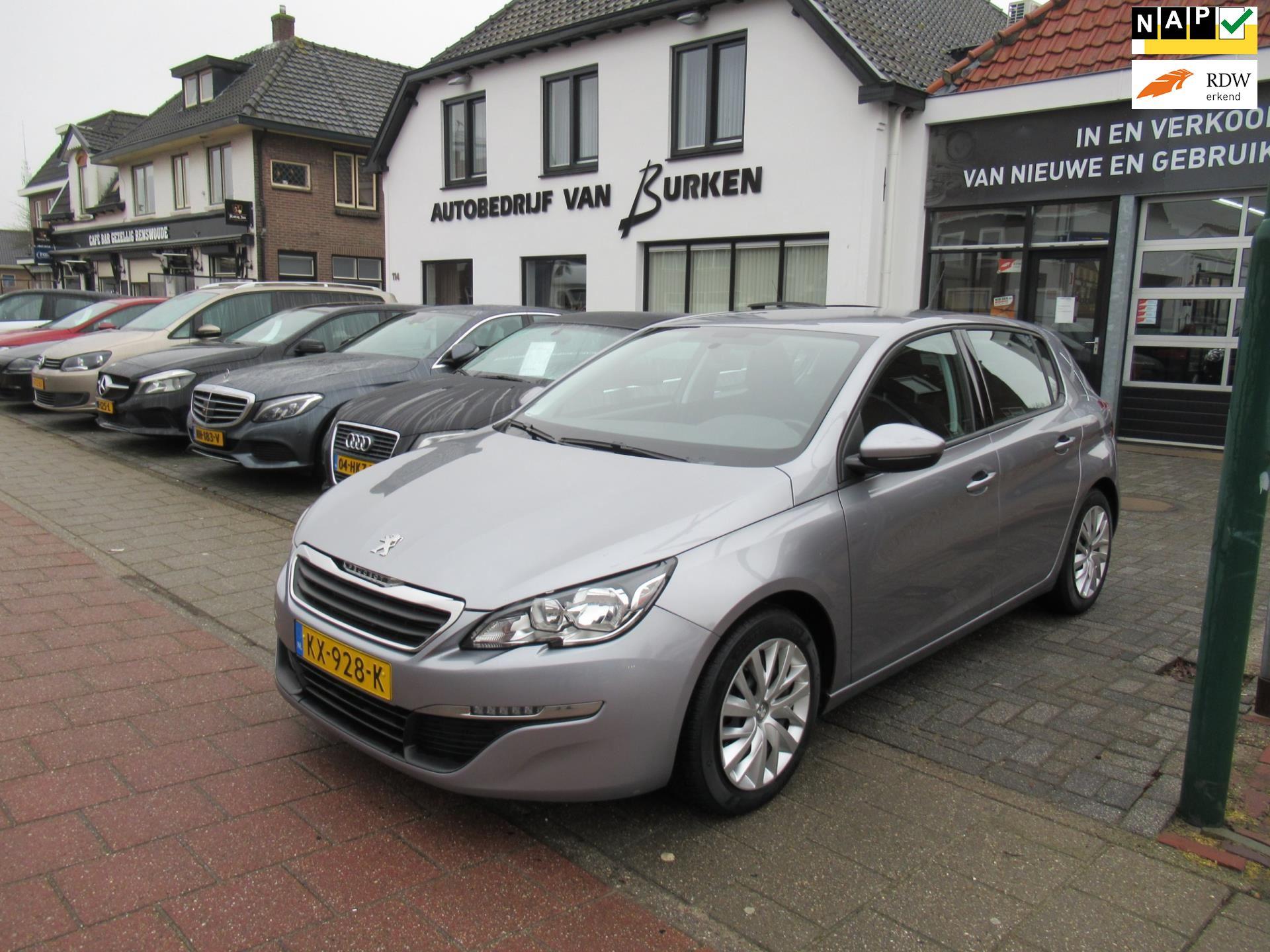 Peugeot 308 occasion - Autobedrijf van Burken