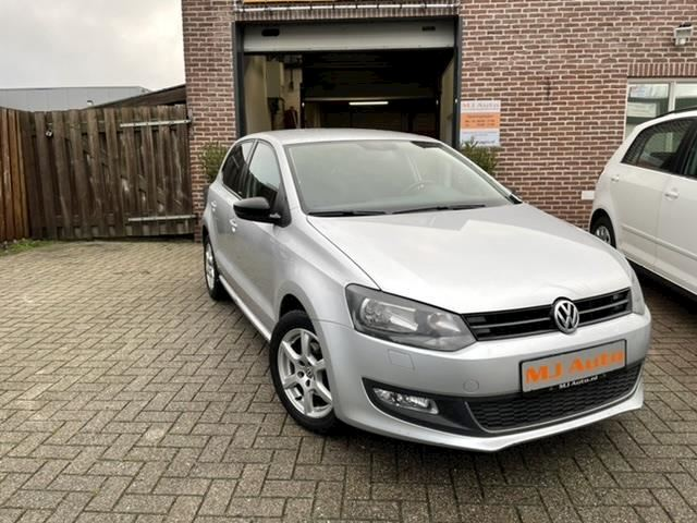 Volkswagen Polo 1.2-12V style 5drs/airco/stoelverw.