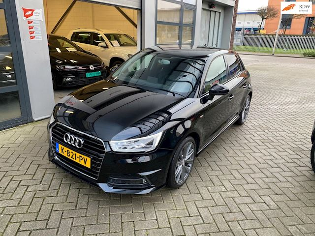 Audi A1 Sportback occasion - Auto Haaglanden