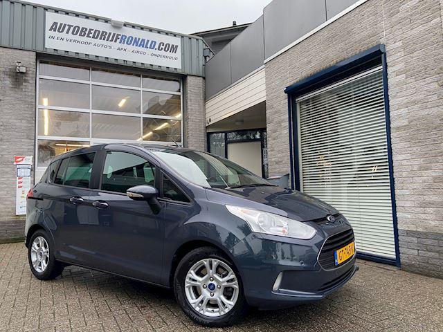 Ford B-Max 1.0 EcoBoost Titanium Clima/Stoelverw./16Inch/Parkeersensoren