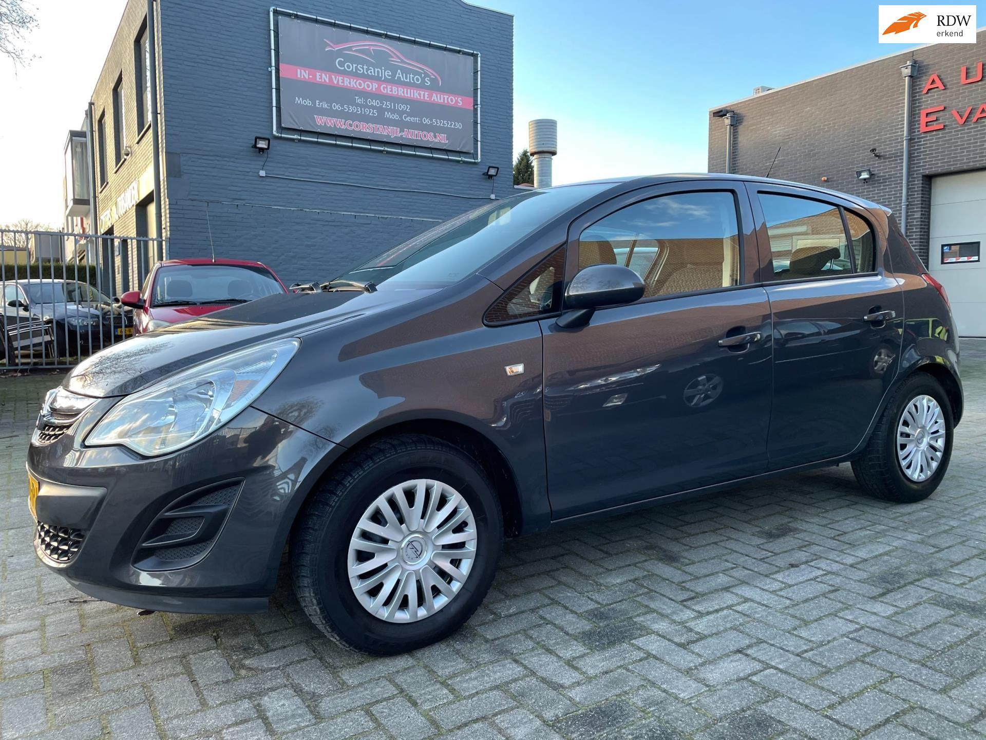 Opel Corsa occasion - Corstanje Auto`s