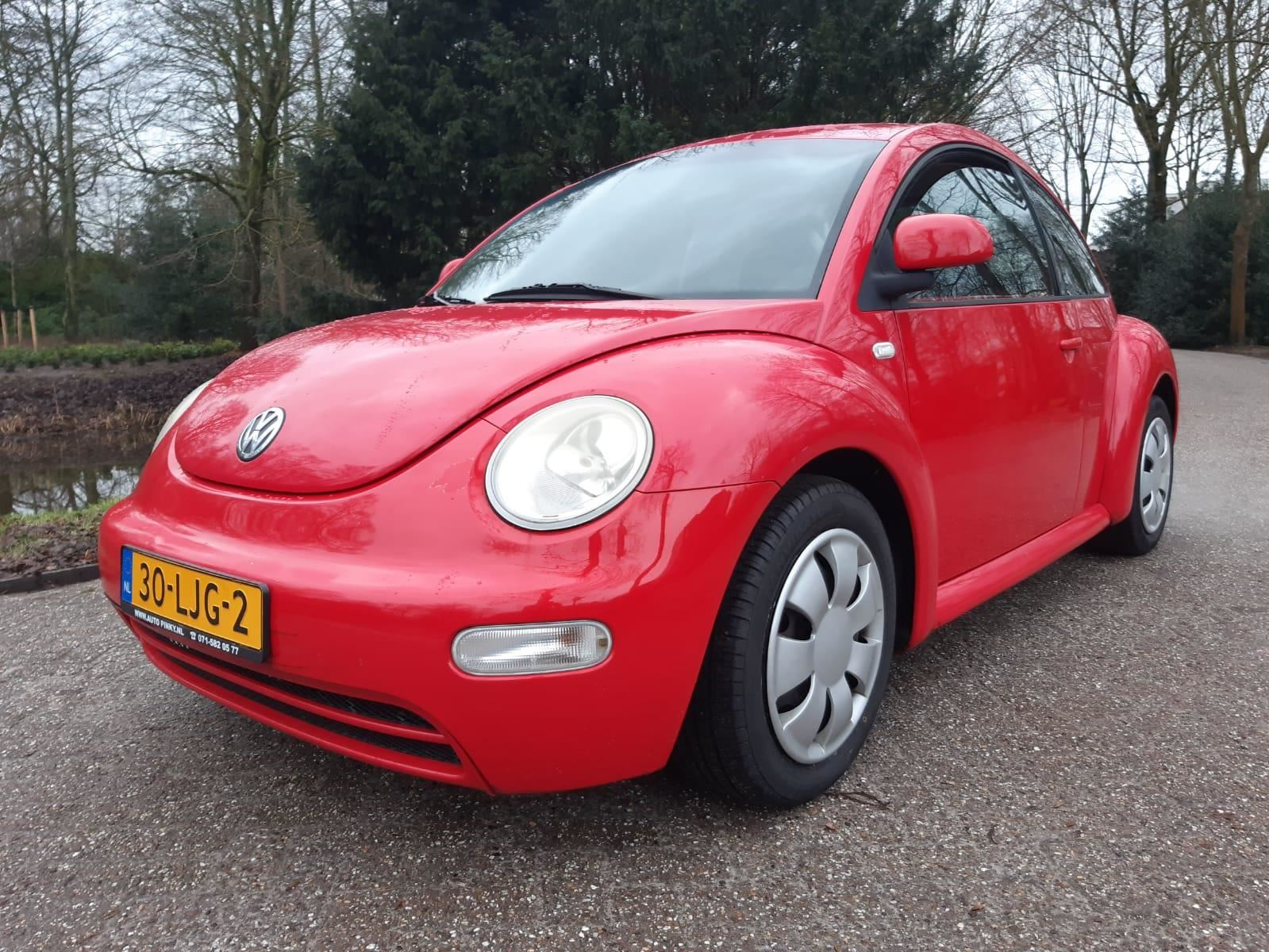 Volkswagen New Beetle occasion - Garage C. Vink