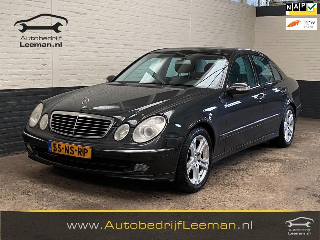 Mercedes-Benz E-klasse occasion - Autobedrijf L. Leeman