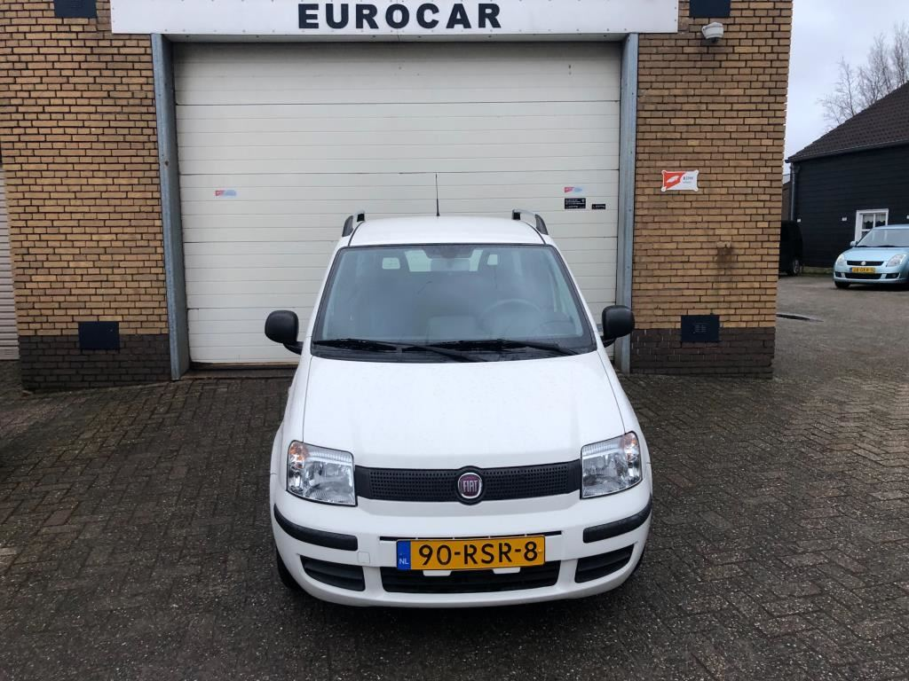 Fiat Panda occasion - Eurocar