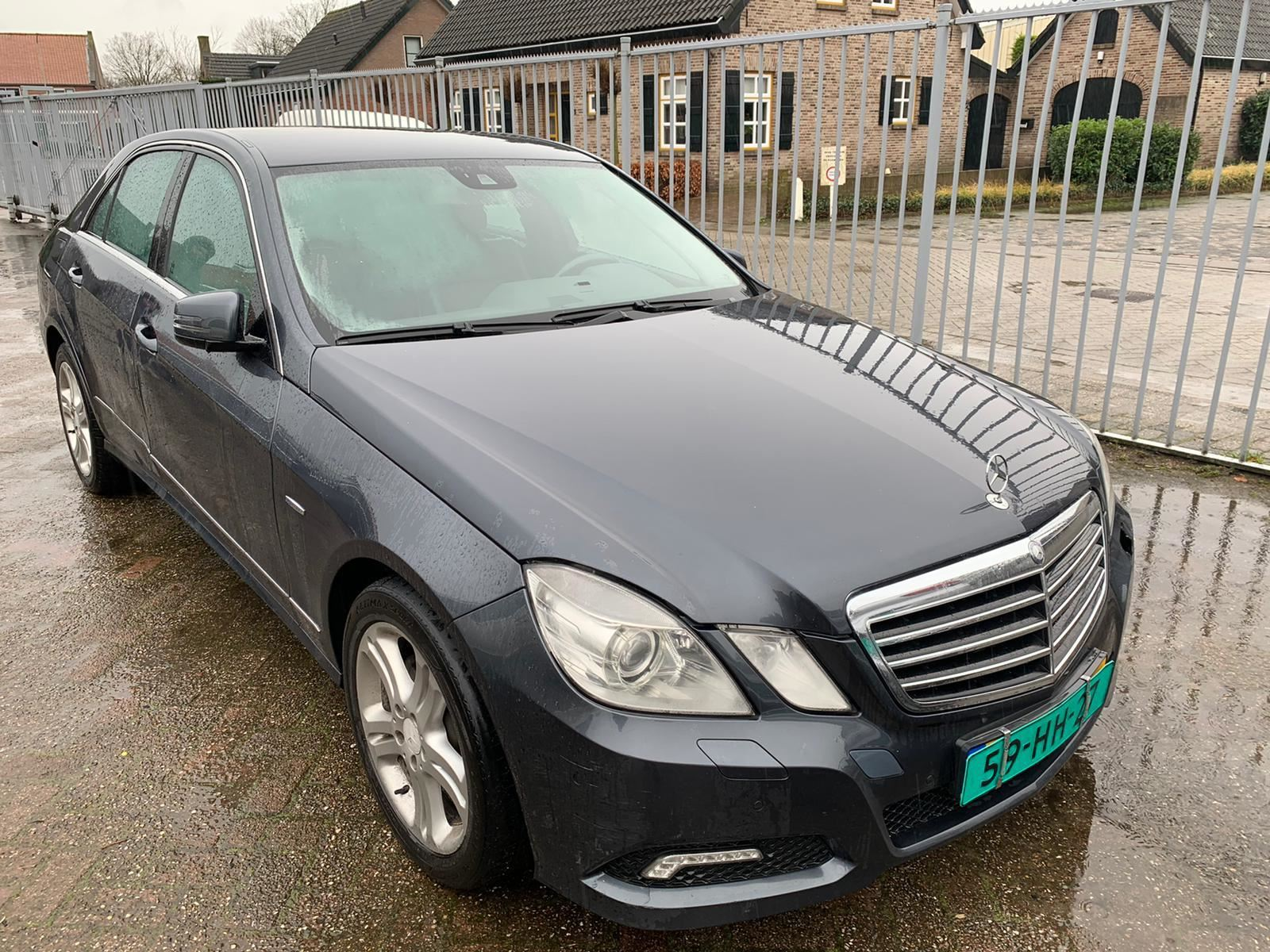 Mercedes-Benz E-klasse occasion - DDM Export B.V.