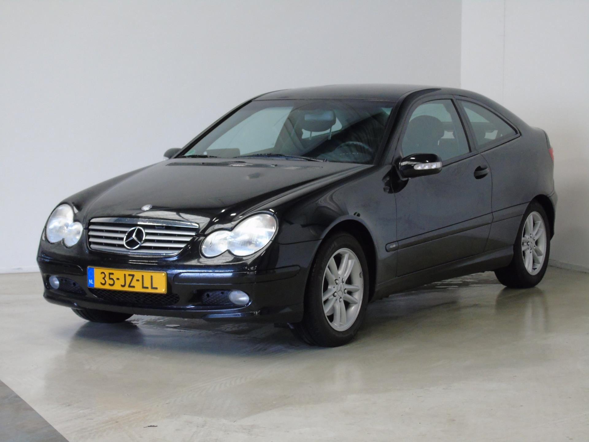 Mercedes-Benz C-klasse Sportcoupé occasion - van Dijk auto's