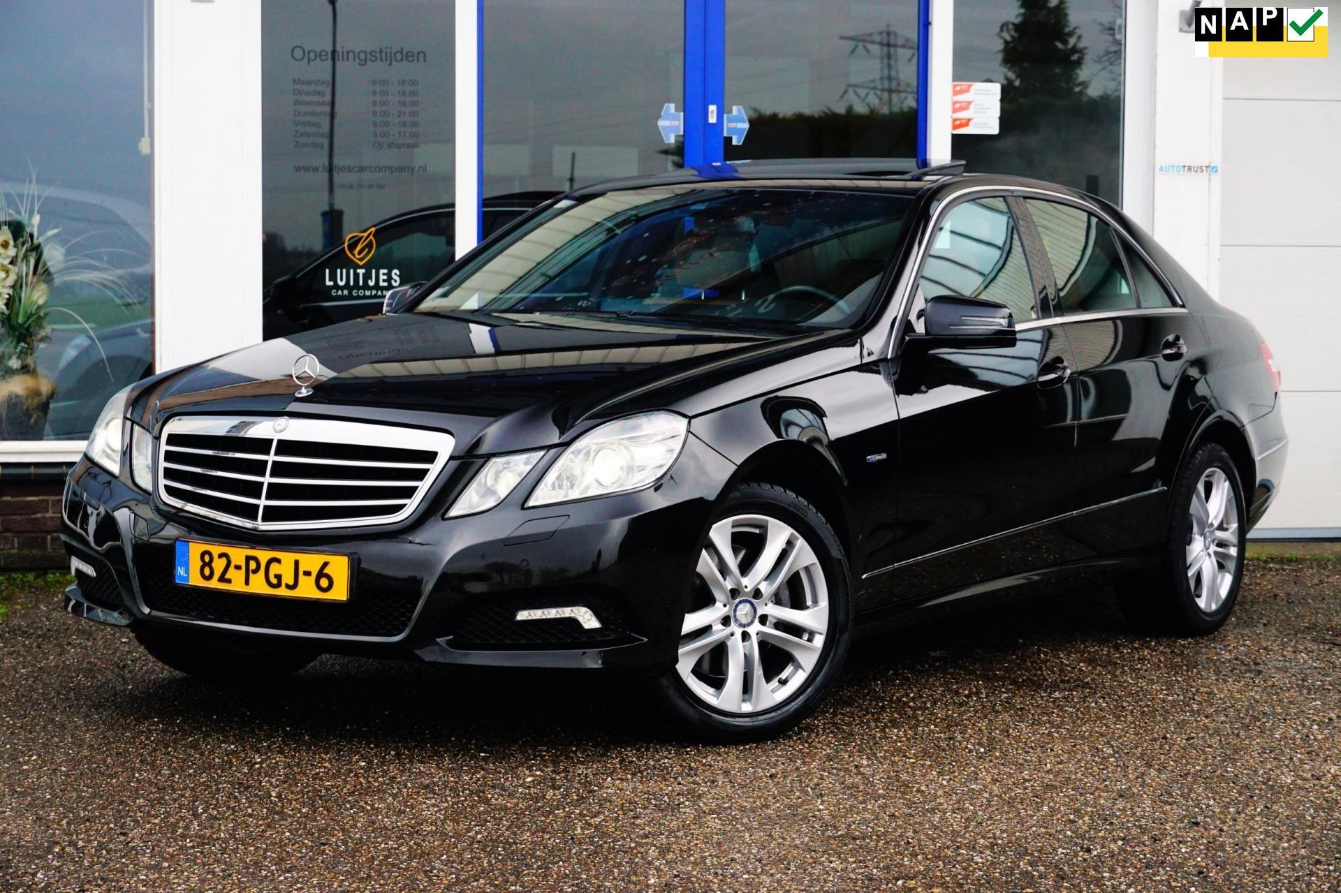 Mercedes-Benz E-klasse occasion - Luitjes Car Company
