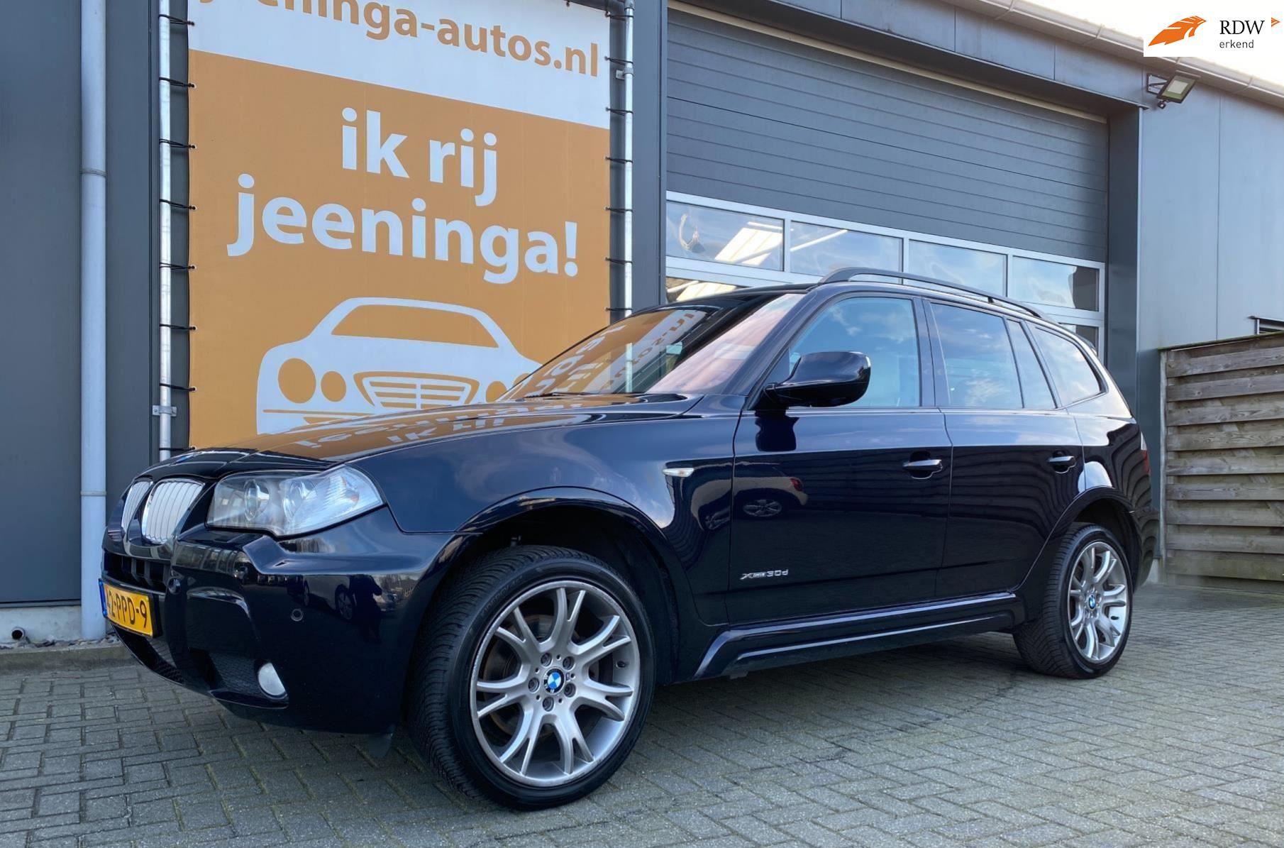 BMW X3 occasion - Jeeninga Auto's
