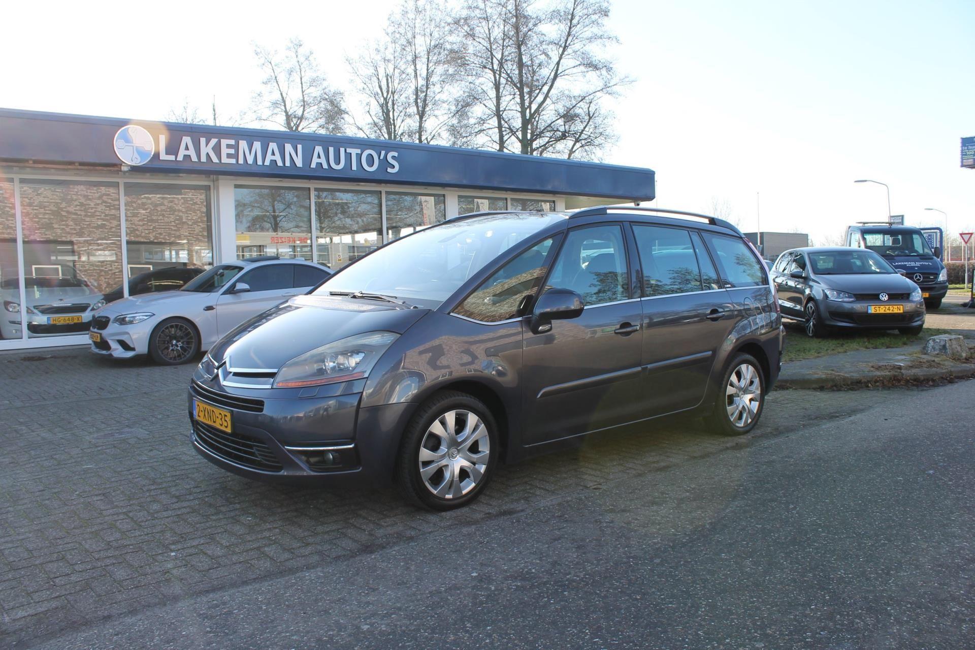 Citroen C4 Picasso occasion - Lakeman auto's Almere B.V.