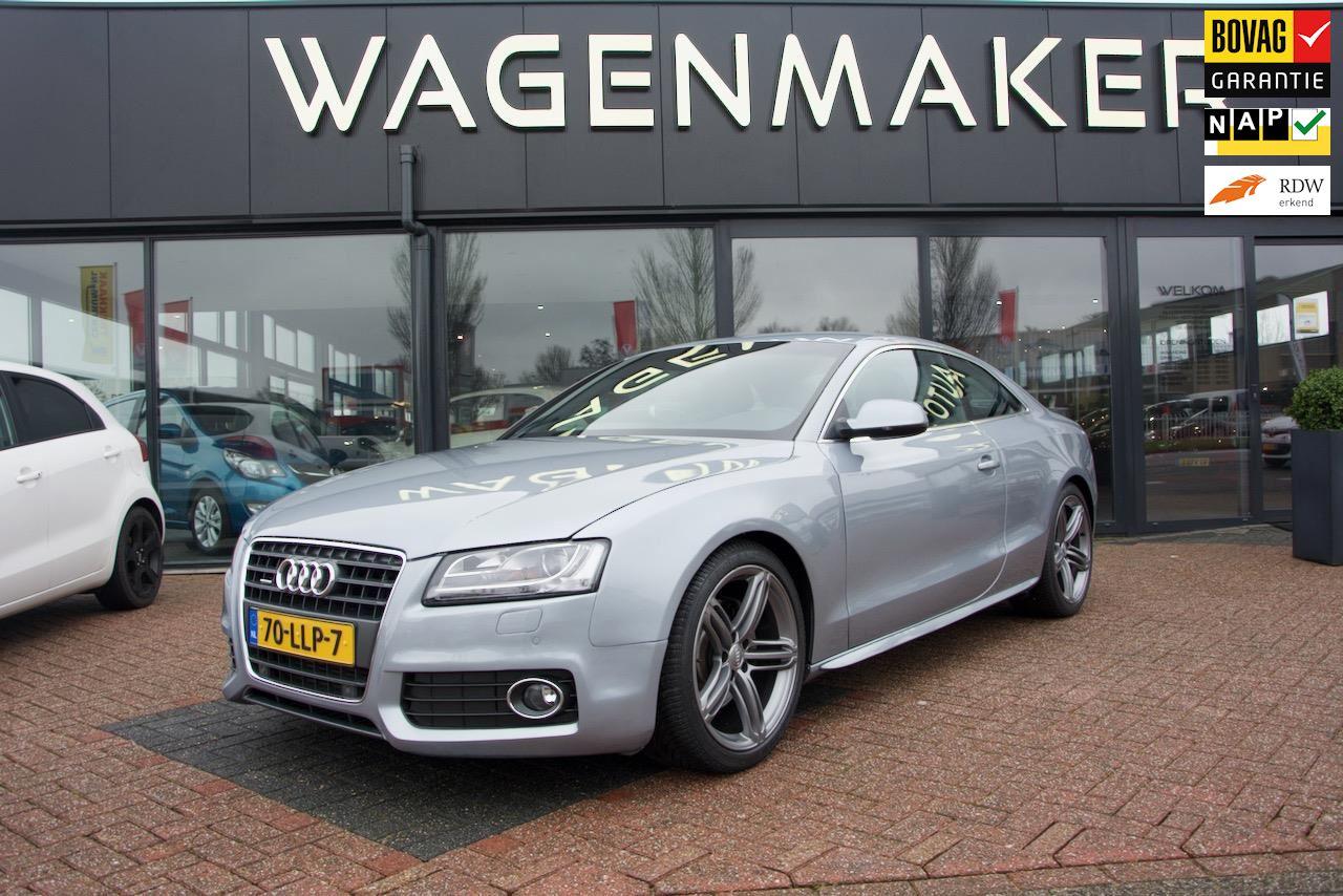 Audi A5 Coupé occasion - Wagenmaker Auto's