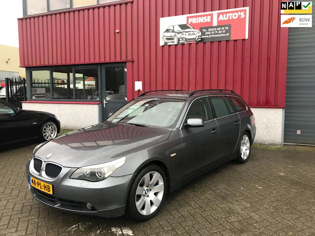 BMW 5-serie Touring 525i High-Executive automaat