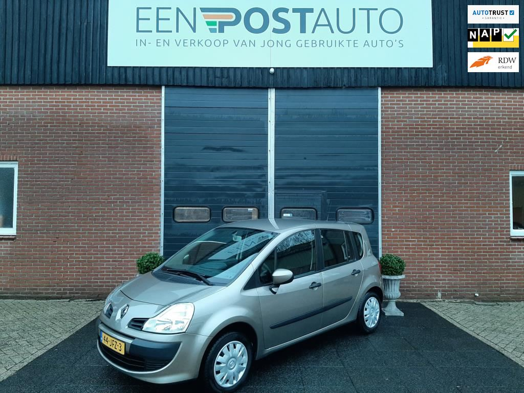 Renault Grand Modus occasion - Een Post Auto