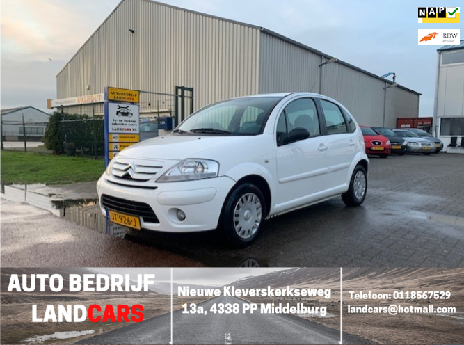 Citroen C3 occasion - Land Cars Middelburg