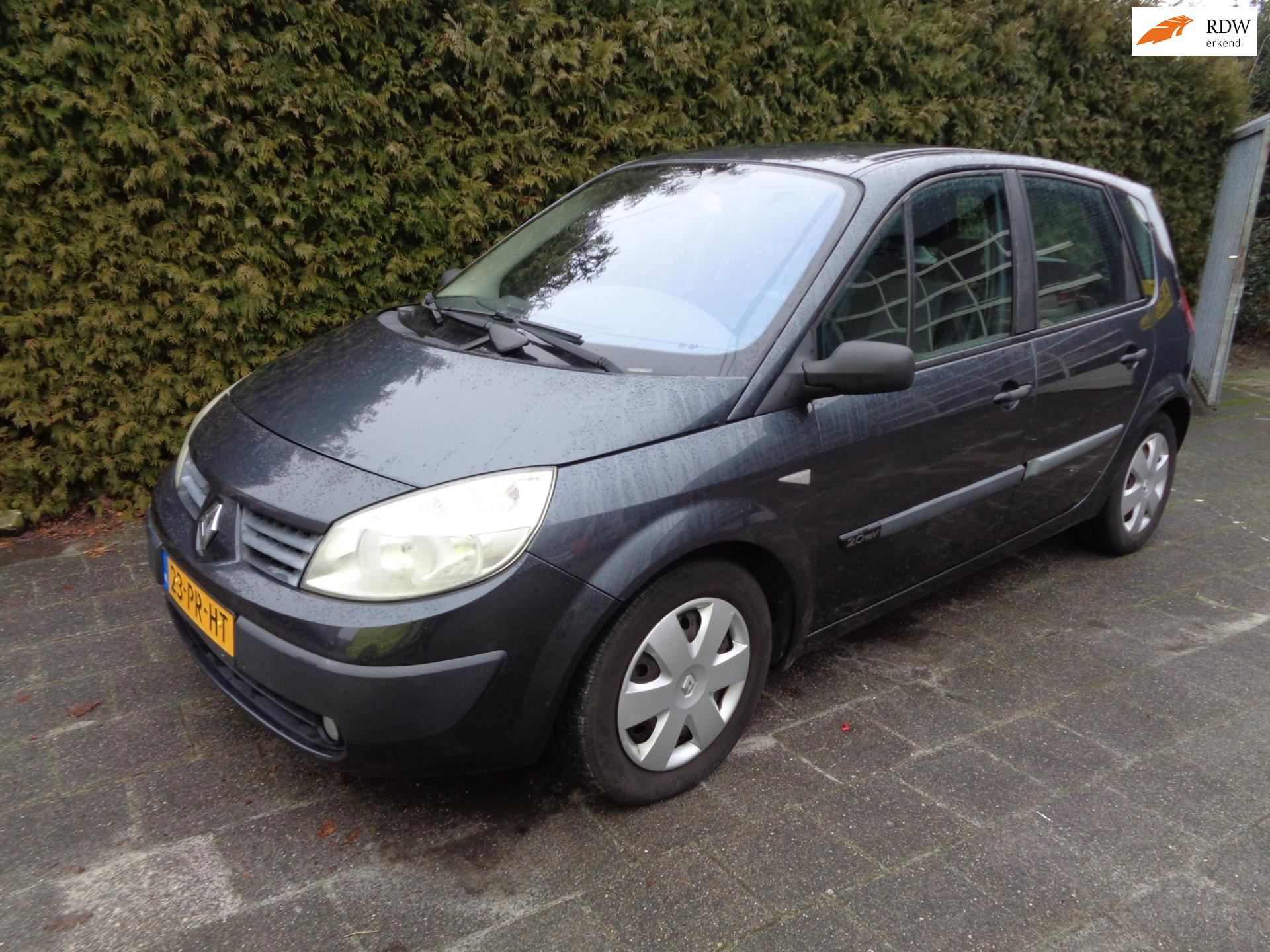 Renault Scénic occasion - Autobedrijf Harry Pit & Zn